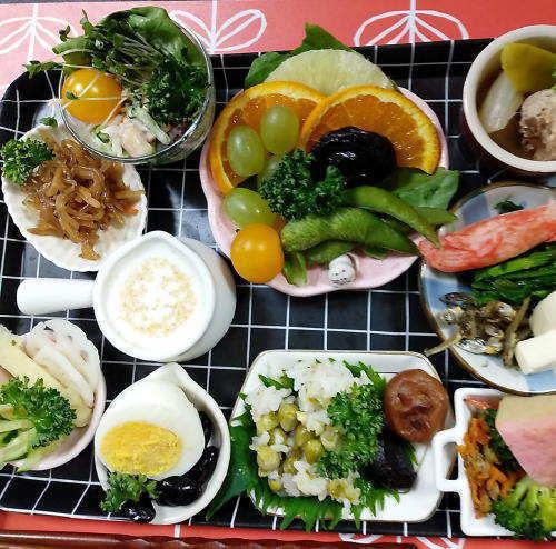 3月25日の朝食