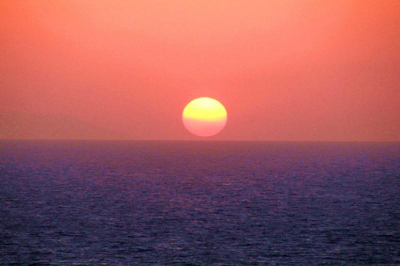 フォト旅日記『 佐多岬 夕陽 02 』xyx2002