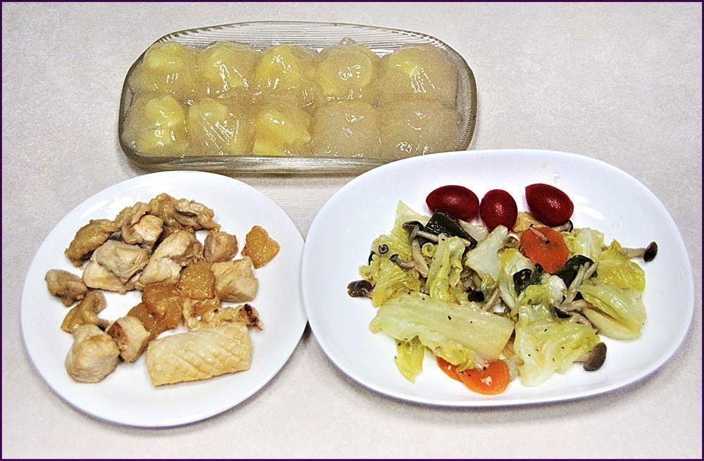 今日の料理