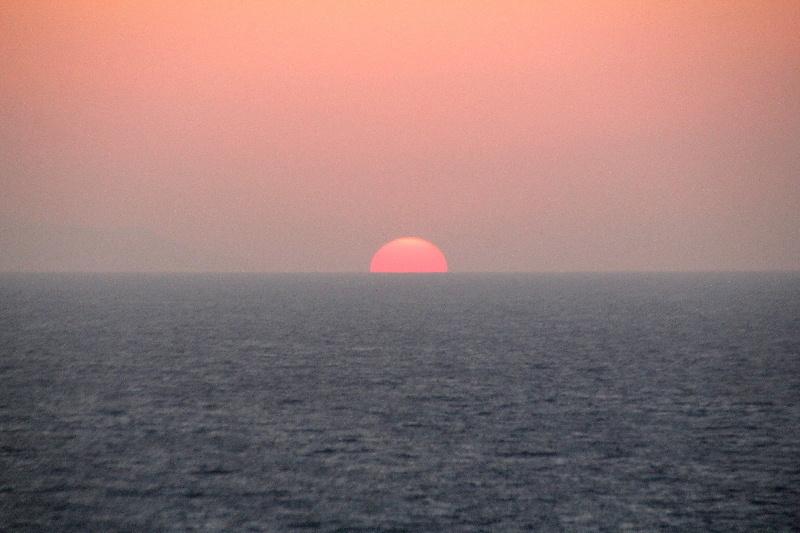 フォト旅日記『 佐多岬 夕陽 03 』xyx2003