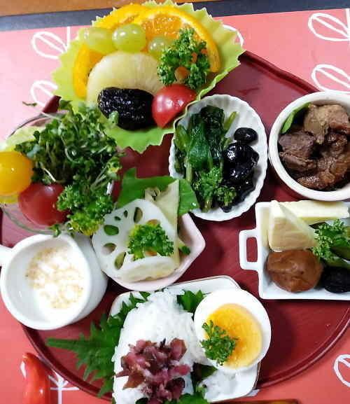 3月29日の朝食